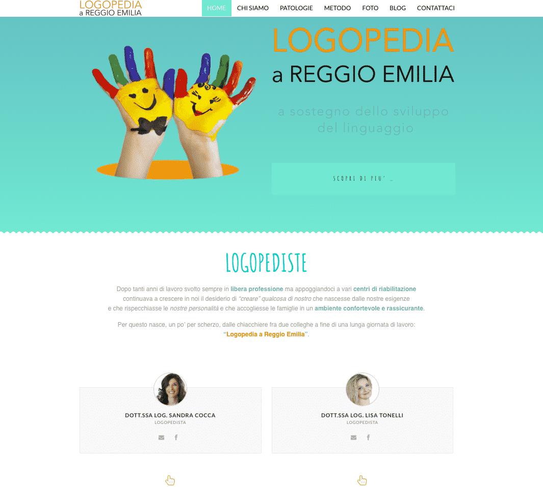 LOGOPEDIA A REGGIO EMILIA